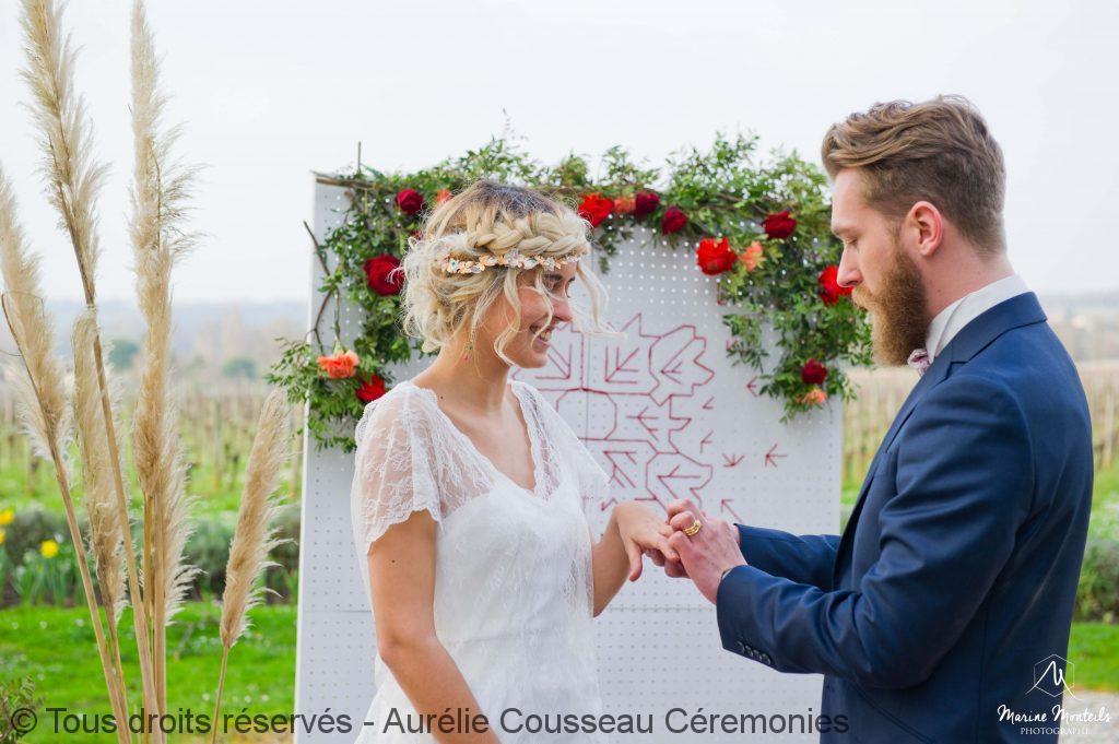 alliances- Shooting-Inspiration-Mariage hipster-Château-Frombauge-Marine-Monteils-Photographe-aurelie cousseau cérémonies