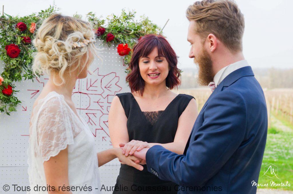 célébration mariage- Shooting-Inspiration-Mariage hipster-Château-Frombauge-Marine-Monteils-Photographe-aurelie cousseau cérémonies