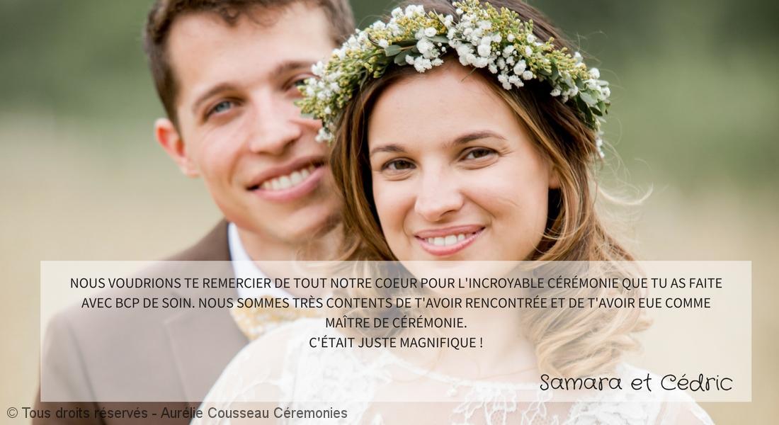 témoignage-cérémonie de S&C -PhotoChristelle bellegarde-aurelie cousseau cérémonies